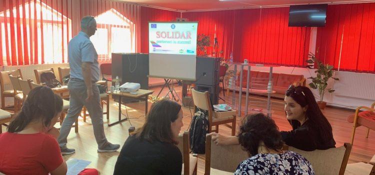 Conferință de informare la Constanța